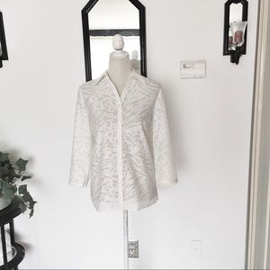 JH Collectibles Button Down Shirt Blouse